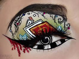 Mad Alice by KikiMJ