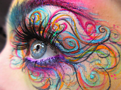 Celestial Swirls