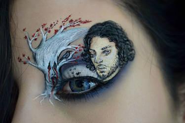 Jon Snow by KikiMJ