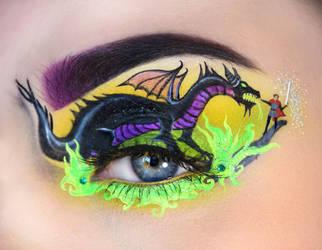 Maleficent by KikiMJ