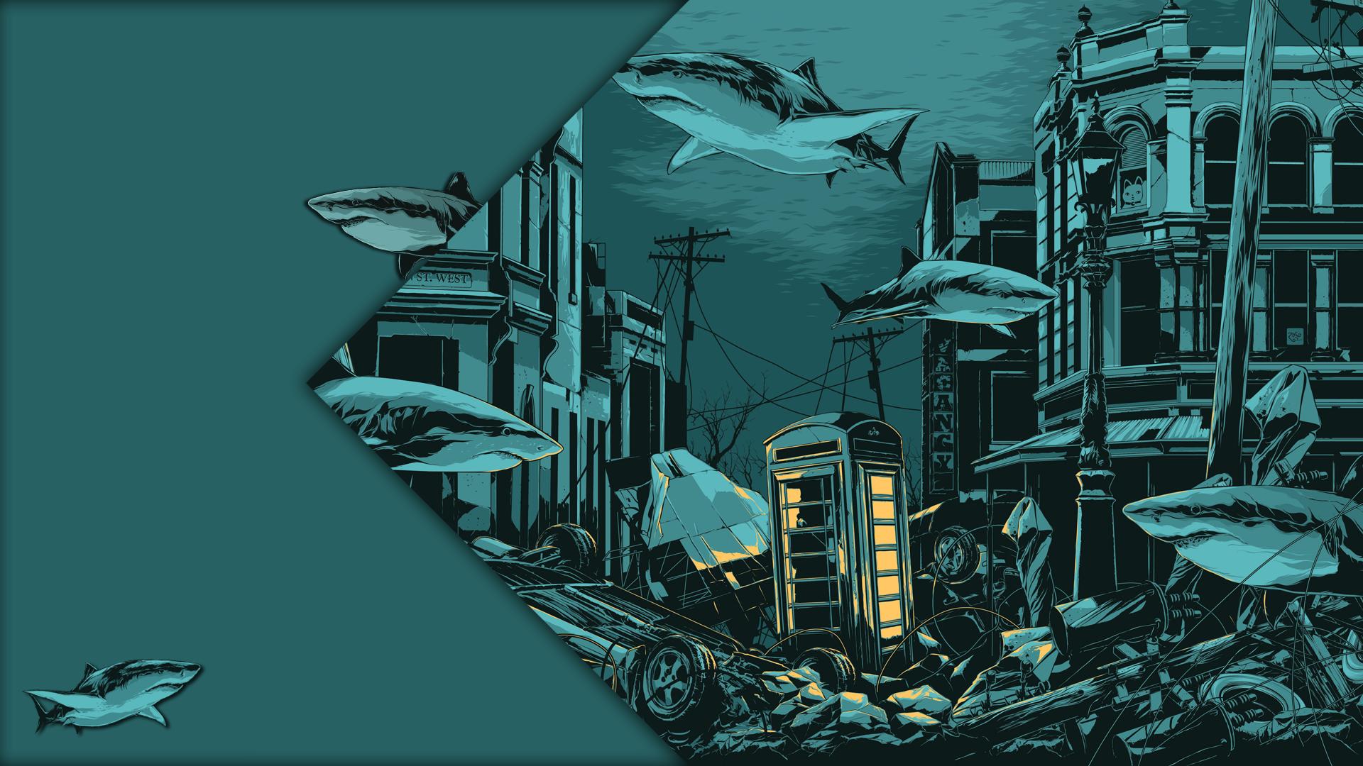 Billy Talent Dead Silence Wallpaper By Blooddrunkdesigns On