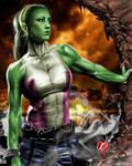 She Hulk 1