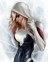 Spider Gwen by BornTewSlow