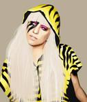 Miss Gaga by robotafro
