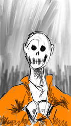 Death Got Caught by mekkasop