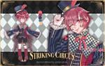 [CLOSED]-AUCTION adoptable striking circus