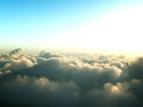 Above the Clouds Stock