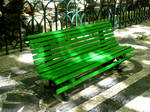 Portuguese Bench - Full Colour