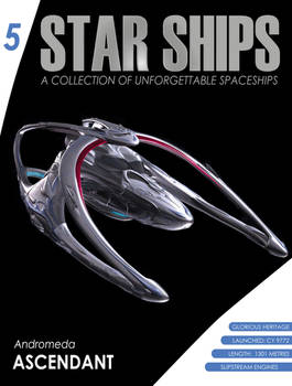 Star Ships 5- Andromeda Ascendant