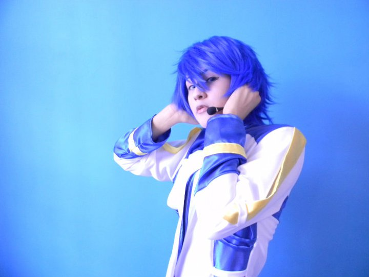 Shion Kaito. by Somichu