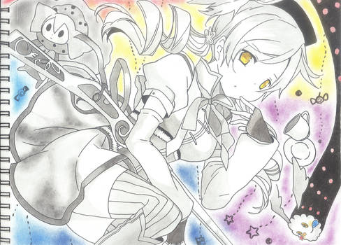 A Certain Magical Girl: Mami Tomoe