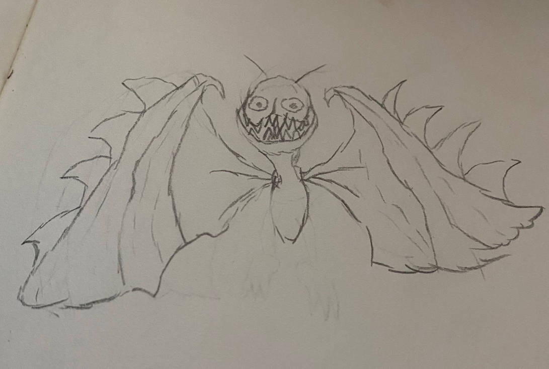 submission for #DATutorialCreatureWing