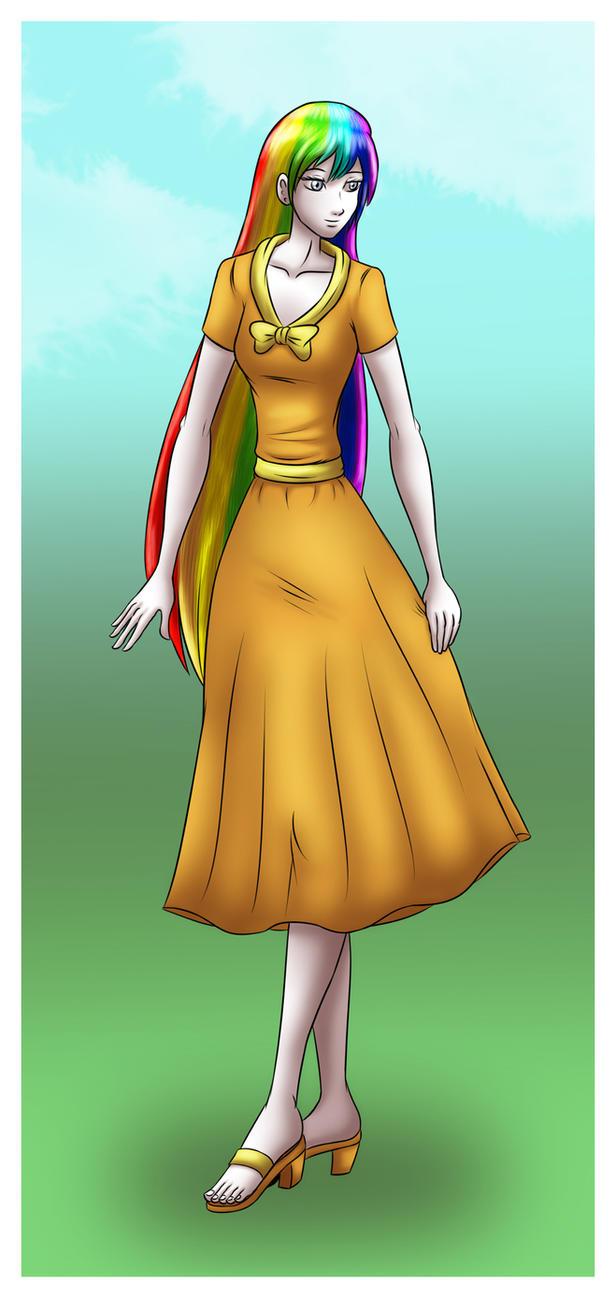 OC Profile Pic: Rosethorn (Rosie) Eiskrem by Jack-Inqu13