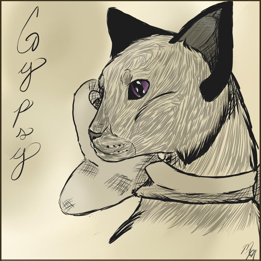 Gypsy by MooshieMoo