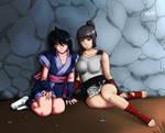 Misao and Yatsuha