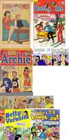 Archie comic compilation (6)