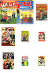 Assorted Comic Covers 18