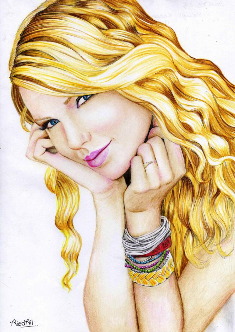 Taylor by Henyelk