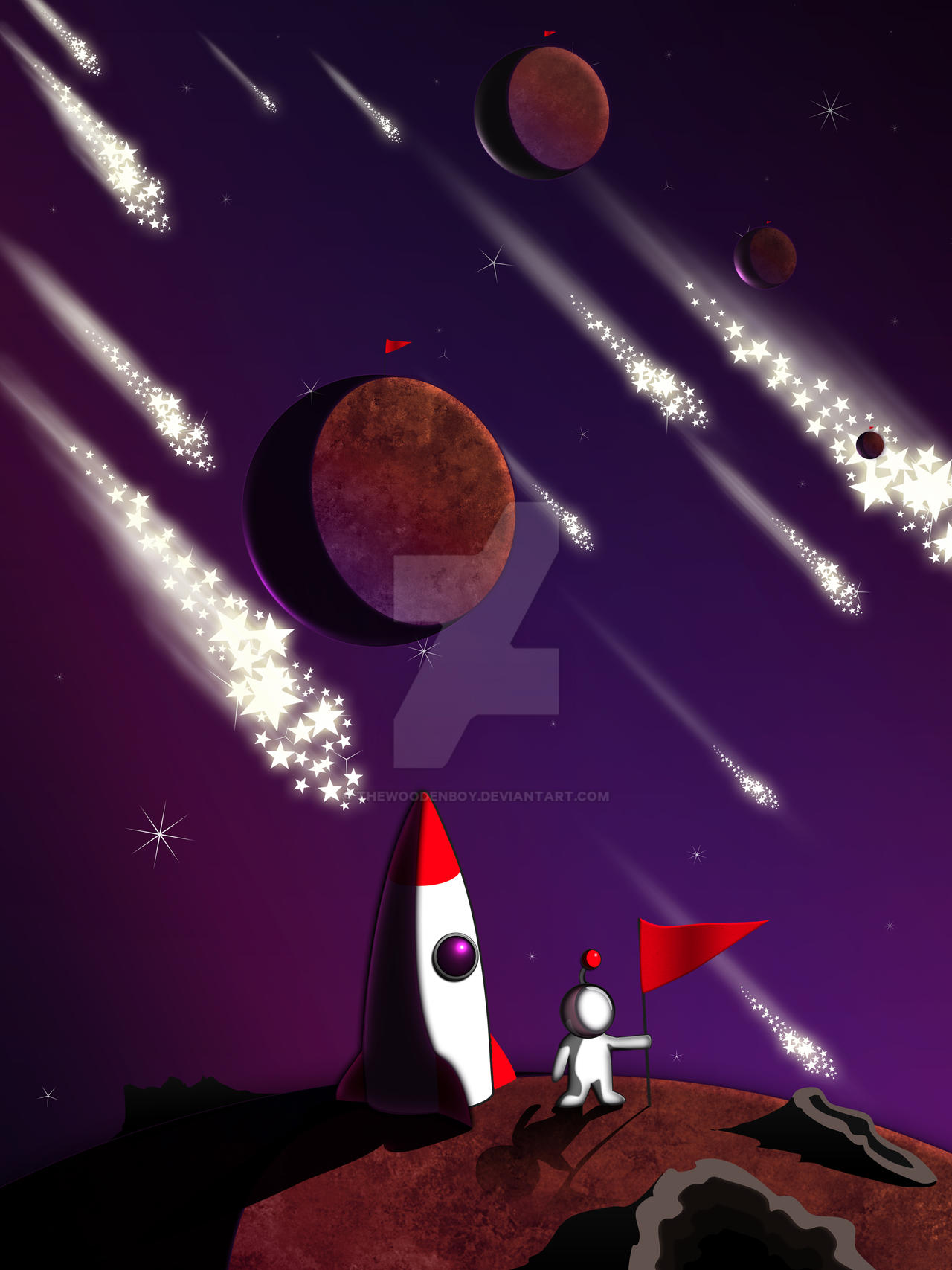 Space Boid: Conqueror of Planetoids