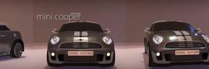 Mini Cooper Concept :: Dark Silver
