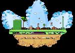 Adidas : Super Mario Logo