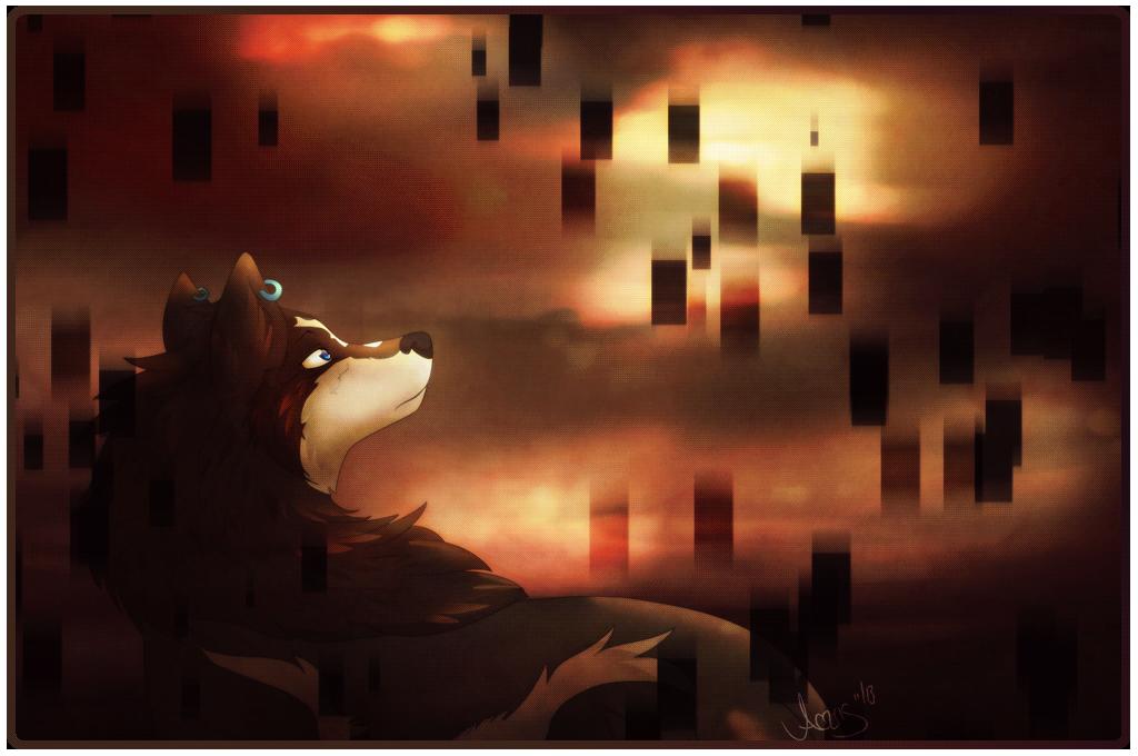 Twilight's Sky by Federschuppe