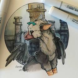[FA] - Guardian of the Ruins