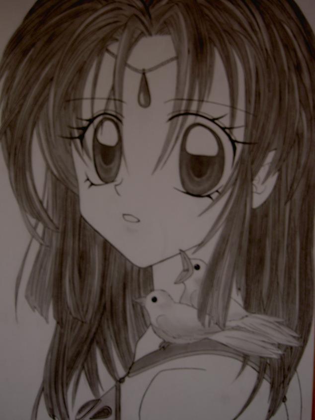 Princess Kyoko Suomi by Letizi