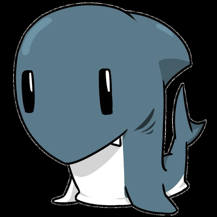 Shark Emote Transparent By Reggitar On DeviantArt