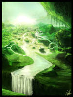 spirit of the jungle by freezu