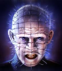 Pinhead by freezu