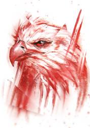 eagle by freezu