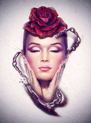 roses on my chains by freezu