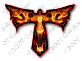 TotalCon logo, Phoenix Aligned
