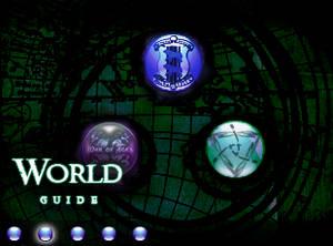 Rotating img link, 'World'
