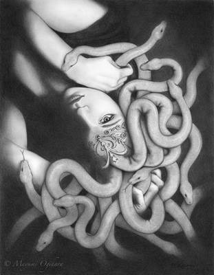Medusa by MayumiOgihara
