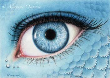 Shades of Blue by MayumiOgihara