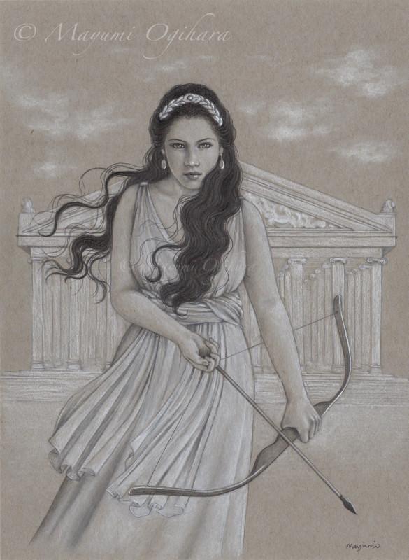 Artemis by MayumiOgihara