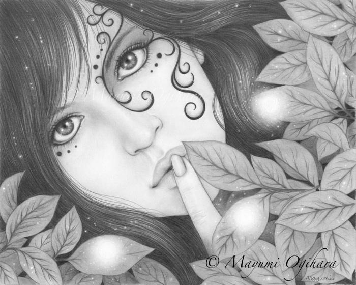 Hush by MayumiOgihara