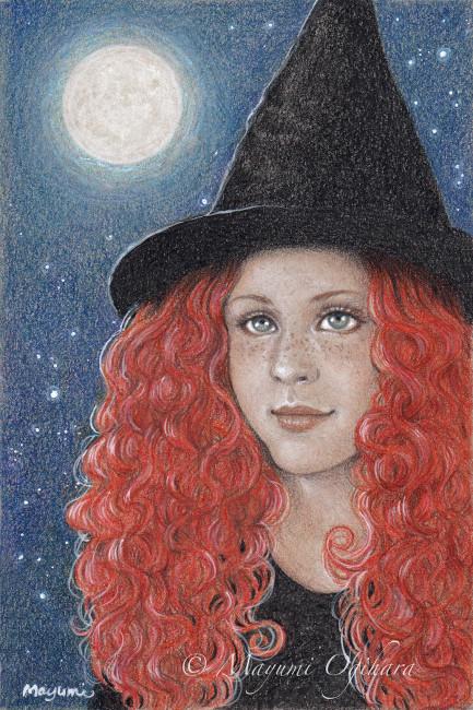 Moon Magic by MayumiOgihara