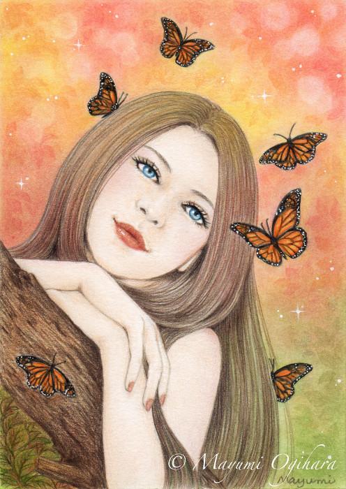 Autumn Whispers by MayumiOgihara