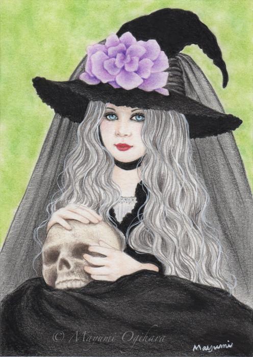 Little Lady Witch by MayumiOgihara
