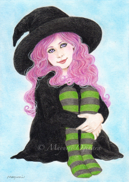 Witchling by MayumiOgihara