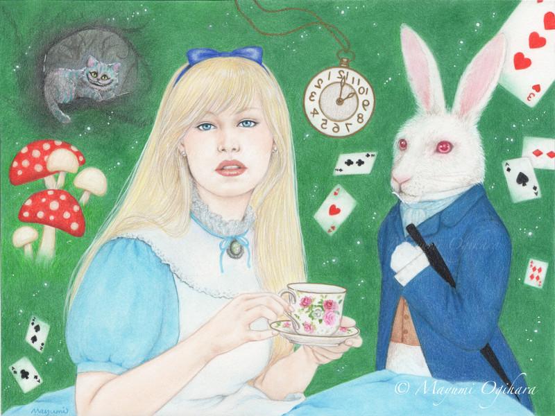 The Wonderland by MayumiOgihara