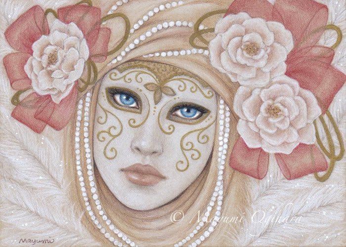 Venetian Mask by MayumiOgihara