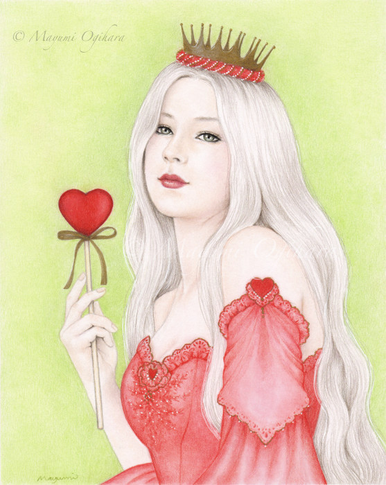 Queen of Hearts by MayumiOgihara