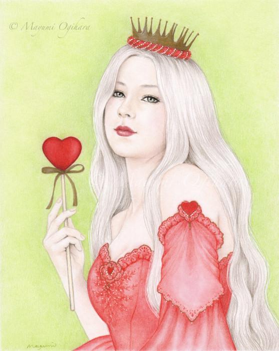 Queen of Hearts by MayumiOgihara