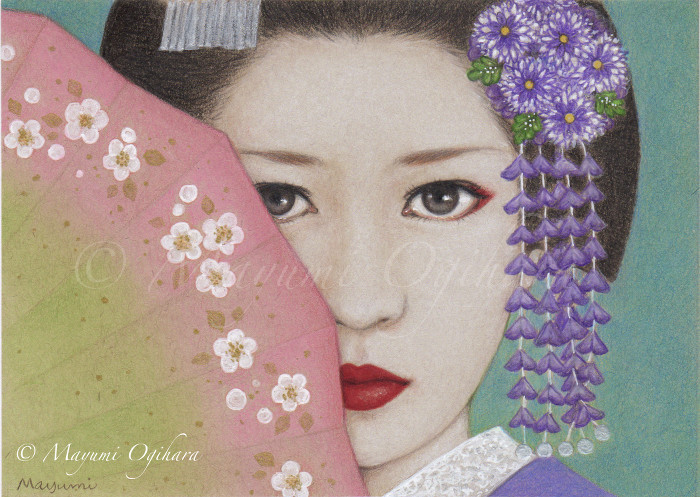Gazing Into Your Eyes by MayumiOgihara