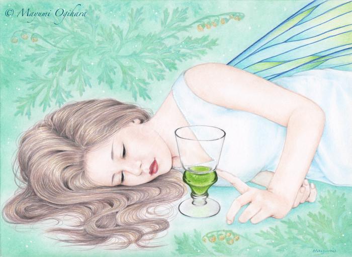 Absinthe by MayumiOgihara