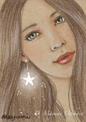 Star Bright - sketch by MayumiOgihara